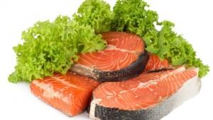 Красная рыба очень полезна для сосудов и всего организма