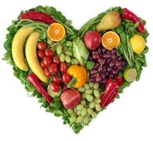 Фрукты и овощи для здоровья сосудов