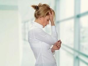 Тупые или ноющие головные боли один из симптомов
