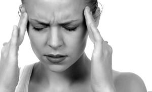 Пульсирующая боль в области висков