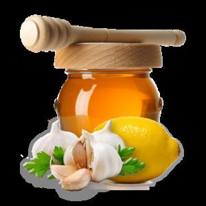 Чеснок, лимон и мед - наилучшие средства в лечении сосудов