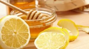 Лимон с медом - отличное средство по очистке сосуд