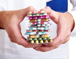 Применение препаратов при ангиоспазме