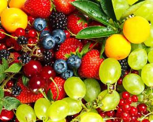 Овощи, фрукты и ягоды необходимы после процедуры стентирования