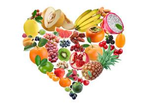 Полезность фруктов для сосудов сердца очень велика