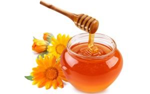 Мед - одно из средств народной медицины