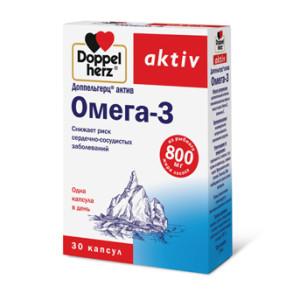 Доппельгерц - препарат для питания сосудов сердца