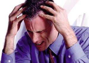 Сильные головные боли - спазм сосудов