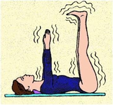 Болит правый бок со спины в пояснице и отдает в ногу