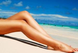 Здоровые ноги у женщин